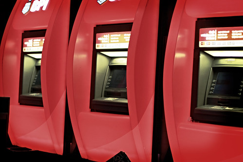 Red ATM