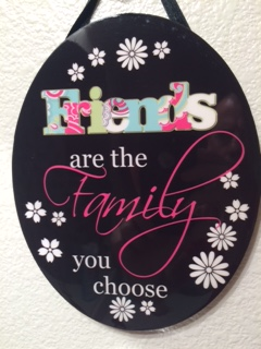 Friends are the Family You Choose by Fort Worth Financial Planner Hull Financial Planning