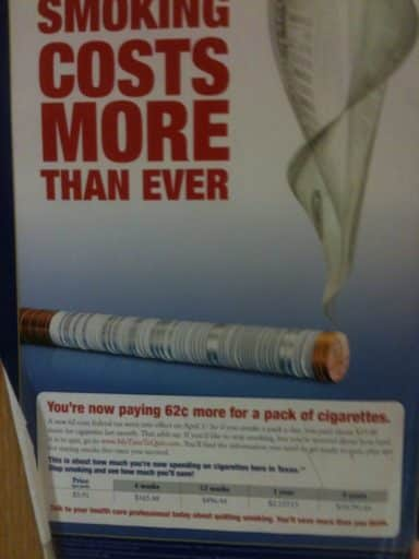Smoking Costs More than Ever by Fort Worth Retirement Planner Hull Financial Planning